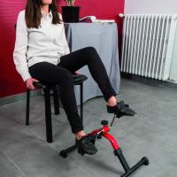 Pedalier manual piernas